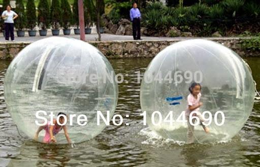 water ball ,water blob ,water sprinkler